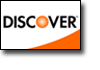 Discover Card Accepted