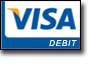 Visa Debit Accepted